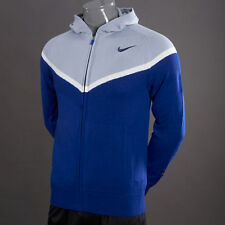 Nike Federer Premier RF Men's Tennis Sweater BLUE (Sz XS S M XL 2XL) NWT $150