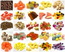 Retro Traditional Sweets - Candy Buffet Sweets - Party Wedding Favours