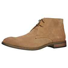 NEW Geoffrey Beene Bleecker Desert Boot - Cream