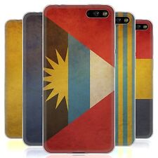 HEAD CASE BANDIERE VINTAGE SET 5 CASE IN GEL PER AMAZON FIRE PHONE