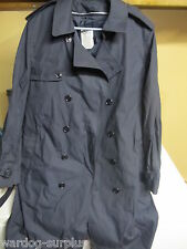Mens U.S Air Force All Weather Coat / Trench / Dress Rain Jacket S M L XL SIZES