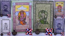 Indian God Ganesha Tapestries Hippie Indian Tapestry Vintage Wall Hanging Throw