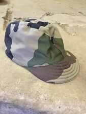 French Army Fatigue Hat Cap Camo