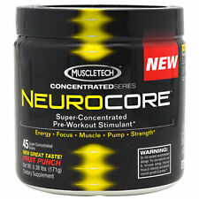 Muscletech Neurocore 45 Servings Pre Workout All Flavors Free Shipping SALE