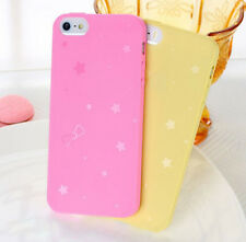 Newest Candy Color Soft TPU Phone Case Cover For iPhone 5G 5S 6 6 Plus