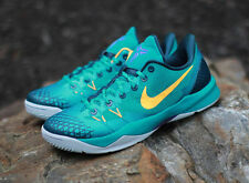 NEW NIKE ZOOM KOBE VENOMENON 4 SHOES 635578-302 TURBO GREEN/ATOMIC MANGO ALL SZS