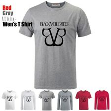 Black Veil Brides With Letters Graphic Long Short Sleeves Men's Boy's T-Shirt