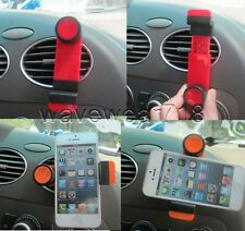 UNIVERSAL CAR AIR VENT MOUNT STAND HOLDER FOR MOBILE CELL PHONE IPHONE SAMSUNG