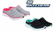 NEW Skechers Synergy FREE PLAY Open Back Slip-on clog style Shoes ~SIZES~COLORS