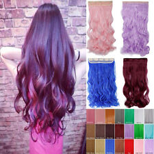 Cheap Price Real Natural Hair Extension 3/4 Full head Clip in Hair Extensions 26