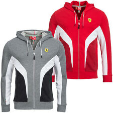 PUMA Scuderia Ferrari Hooded Sweat Jacket Formel 1 761560 F1 Hoodie XS - 2XL neu