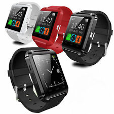 New U8 Bluetooth Smart Watch Phone Mate For Android IOS Iphone Samsung LG Sony D
