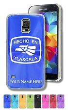 Personalized Case For Galaxy S5, S6, S6 Edge - HECHO EN TLAXCALA MEXICO, MEXICAN