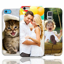 PERSONALISED CREATE DESIGN YOUR OWN CUSTOM MADE PROTECTIVE HARD BACK CASE COVER