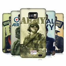 SUPPORT BRITISH SOLDIERS OFFICIAL TROOPS CASE FOR SAMSUNG GALAXY S2 II I9100