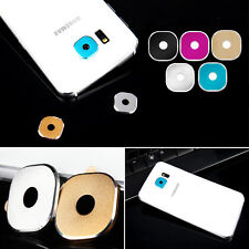 5 Colors Anti Scratch Camera Lens Protect Cover For Samsung Galaxy S6 S6 edge