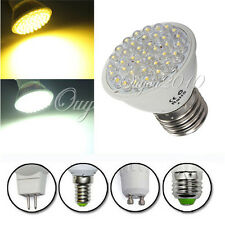 E27/E14/GU10/MR16/B22 38/60 LED Cool/Warm White Light Lamp Bulb AC 110V/220V