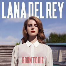 Lana Del Rey - Born To Die (with Bonus Tracks) - 2 x Vinyl LP *NEW & SEALED*
