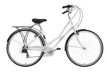 Pendleton Somerby Ladies Womens Hybrid Bike Bicycle 7 Gears Alloy Frame 700c
