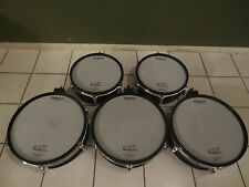 5 Roland pd-125 pd-105 4 PC V Drum Mesh TD 20 10 Package BLACK