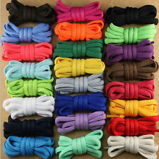 1 Pair 120/130/140cm Shoelaces Ourdoor Gym Sport Sneaker Boots Shoe Laces String
