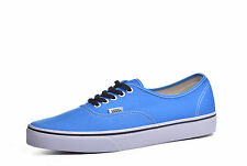 Vans Authentic French Blue/True White Classic Low Top Shoes Size US 11 EUR 44.5