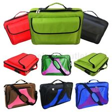 """For Apple MacBook Air Pro Dell HP 15.6"""" Inch Laptop Chromebook Notebook Bag Case"""