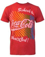 Junk Food Coca-Cola School Men's T-Shirt