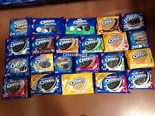 NABISC0 OREO Cookie VARIETY Choose 1 MANY limited edition FLAVORS - FREE SHIP