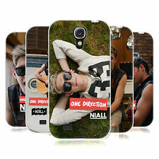 OFFICIAL 1D NIALL HORAN PHOTO SOFT GEL CASE FOR SAMSUNG GALAXY S4 I9500