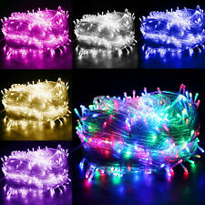 20M 30M 50M 100M LED Christmas Party Fairy String Mixed Action Lights Waterproof