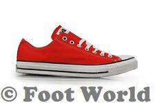 Converse Unisex All Star OX - M9696 - Red