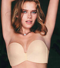 New Wonderbra Ultimate Magic Hands Strapless Bra W02B0 Sparkling Gold VARIOUS