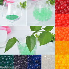 50Grams Soil Water Ball Beads Crystal Mud Flower Plant Magic Gel Garden Decor