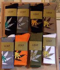 Marijuana-Weed-leaf Socks   USA- CALIFORNIA seller One Size Fits All