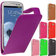 Pu Leather Top Flip Magnetic Phone Case Cover For Samsung Galaxy S3 III i9300