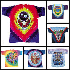 New GRATEFUL DEAD Tie Dye T Shirts