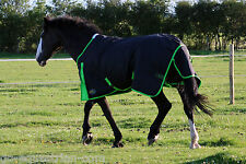 Lightweight Turnout rug. Robust 1200 Denier waterproof ripstop 5'-7' available