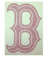 "Boston Red Sox High Quality Vinyl Decal 5"" x 7"" (Multiple Colors)"