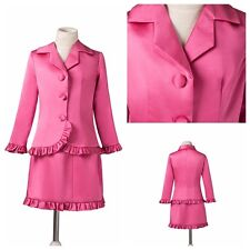 Ready Made New Kids Girl's Long Sleeve pageant interview formal suit dress gown