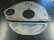 Ford FE 360 390 428 CJ engine block plate transmission spacer C-6 cruisomatic