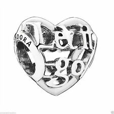 NEW Authentic Pandora Sterling Silver Frozen Let It Go Disney Charm 791596