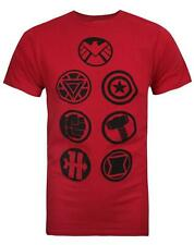 Jack Of All Trades Avengers Icons Men's T-Shirt