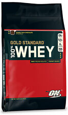 Optimum Nutrition: GOLD STANDARD 100% WHEY PROTEIN (10 lbs)  CHOOSE FLAVOR!