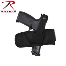 Rothco 10659 Ambidextrous Compact Belt Slide Holster - Black