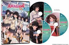 Amagami SS Plus+ Complete Collection DVD (814131010131)