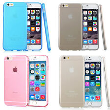New Ultra Thin Soft TPU Gel Silicone Case Cover Skin Guard For iPhone 6 6s 4.7''