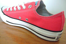 WOMENS CONVERSE CT OX PARADISE PINK ALL STAR TRAINERS UK 3 - 6 ( 1 4 3 8 8 1 F