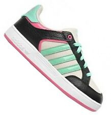 ADIDAS ORIGINALS BABY KIDS SNEAKER VARIAL LEARN-TO-WALK BOOTS BLACK PINK MINT 19