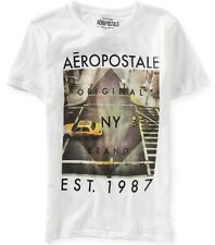 Aeropostale Mens Aero Original NY Brand Authentic Fit Graphic Tee Shirt XL XXL